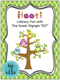 "Digraph ""OO"" Activity Unit - Literacy Station Fun"