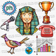 Digraph PH Clipart