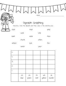 Digraph Phonics Activity Pack