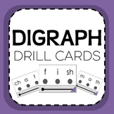 Digraph Phonics Decoding Cards