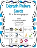 Digraph Picture Cards {1.RF.3}