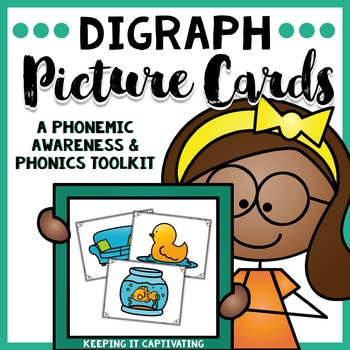 Digraph Picture Cards