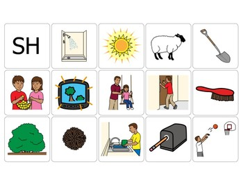 Digraph Picture Sort
