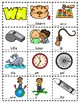 Digraph Picture Sort-Wh and Ph