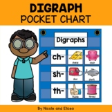 Digraph Pocket Chart Center