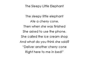 Digraph Poem