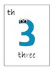 Digraph Posters - CH, SH, TH, WH