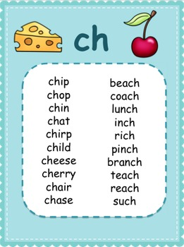 Digraph Posters Freebie