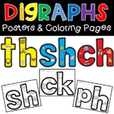 Digraph Posters and Printables