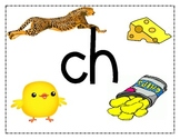 Digraph Posters /ch/ /sh/ /th/
