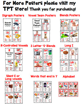 Digraph Posters (Updated Version)