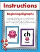 Digraph Powerpoint Slideshow Activity (Beginning Digraphs CH, SH, TH, & WH)