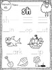Digraph Practice Sheets {th-ch-sh-wh-ph}