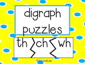 Digraph Puzzles-Orton Gillingham