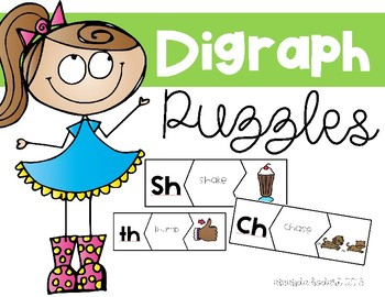 Digraph Puzzles