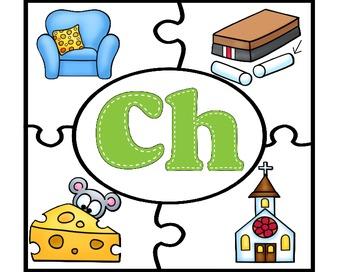 Digraph Center   Phonics Games   Consonant Digraphs