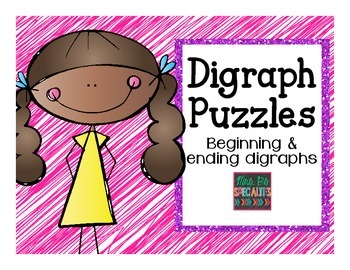 Digraph Puzzles- Beginning & Ending