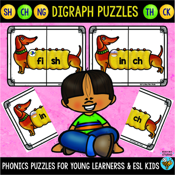 Digraph Puzzles Center