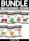 Digraph / R-Controlled Vowel BUNDLE: AR, ER, IR, OR, UR, OAR