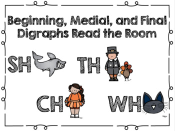 Digraph Read The Room