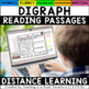 Digraph Reading Passages - Fluency and Skill Based Comprehension Notebook