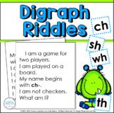 Digraph Riddles