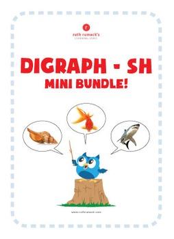 Digraph 'SH' Mini Bundle