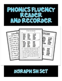 Digraph SH - Phonics Fluency Assessment