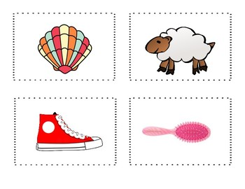 Digraph: SH at the beginning or end of a word?