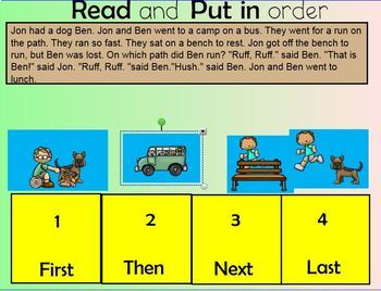 Digraph Activities for Smartnotebook Level 1 Unit 3