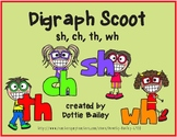 Digraph Scoot -ch, th, sh, wh