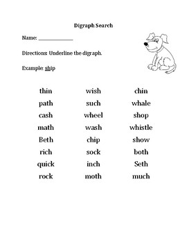 Digraph Search