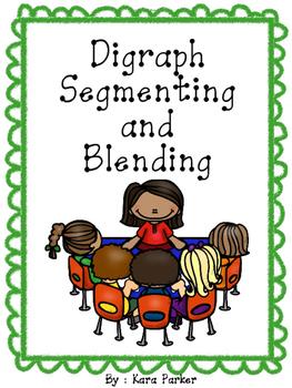 Digraph Segmenting and Blending