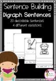 Digraph Sentence Building