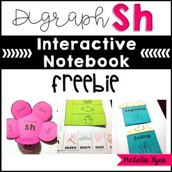 Digraph Sh Interactive Notebook FREEBIE