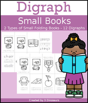 Digraph Small Books