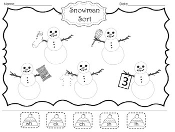 Digraph Snowman Sort