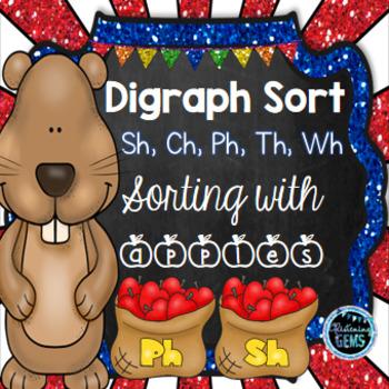 Digraph Sort - Apple Theme