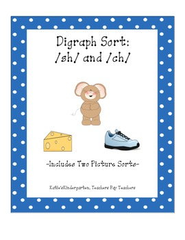 Digraph Sort:  Ch and Sh