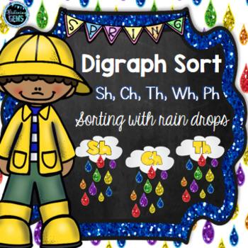 Digraph Sort - Spring Theme