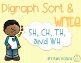 Digraph Sort and Write