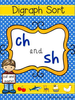 Digraph Sort {ch/sh}