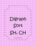 Digraph Sort ch-, sh-