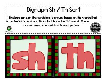 Digraph Sort (sh / th)