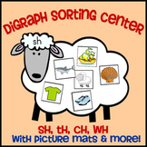 Digraph Sorting Center and Activities
