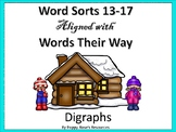 Digraph Sorts (aligned with Words Their Way sorts 13-17)