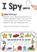 Digraph Sound Mazes + I Spy Games - Bossy 'R' Sound AR