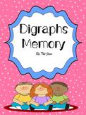 Digraph Spelling Patterns Memory K-2 (***BONUS-Digraph Bingo***)