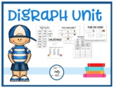 Digraph Spelling & Word Study Unit