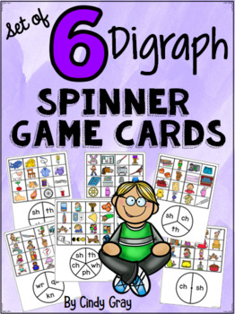 Digraph Spinner Game